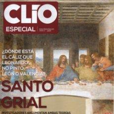 Coleccionismo de Revistas y Periódicos: CLIO ESPECIAL N. 21 - TEMA: SANTO GRIAL (NUEVA). Lote 105464715