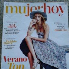 Colecionismo de Revistas e Jornais: MUJER HOY Nº 794 -- PORTADA: ALESSANDRA AMBROSIO -- 28 JUNIO 2014 --. Lote 48403504