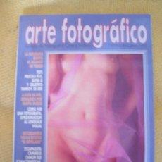 Coleccionismo de Revistas y Periódicos: REVISTA ARTE FOTOGRAFICO Nº 493 1993. Lote 48470486