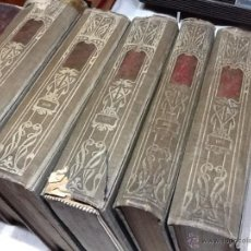 Coleccionismo de Revistas y Periódicos: REVISTA LA ACTUALIDAD, 5 TOMOS. Lote 48471534