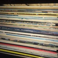 Coleccionismo de Revistas y Periódicos: GALERIA MAEGHT. LOTE DE 58 NUMEROS. CATALOGOS ARTISTA.. Lote 48488356