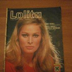 Coleccionismo de Revistas y Periódicos: FOTONOVELA LOLITA - Nº 12 - 1965. Lote 48499217