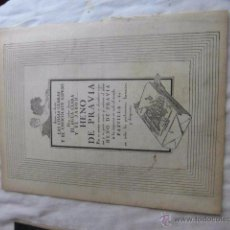 Coleccionismo de Revistas y Periódicos: JABON HENO DE PRAVIA HOJA REVISTA MUNDO GRAFICO 1922. Lote 48543121