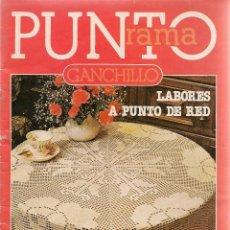 Coleccionismo de Revistas y Periódicos: * CROCHET * GANCHILLO * REVISTA PUNTORAMA Nº 27 - AÑOS 80. Lote 137681642