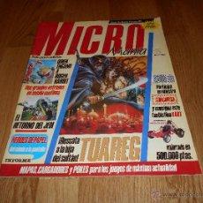 Coleccionismo de Revistas y Periódicos: REVISTA MICROMANÍA N 10 SEGUNDA EPOCA 1985 ESPECIAL STAR WARS PERFECTA. Lote 48660423