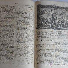 Coleccionismo de Revistas y Periódicos: REVISTA POPULAR. AÑO 1879. NÚMS. 421 A 472. TIPOGRAFÍA CATÓLICA, BARCELONA. FÈLIX SARDÀ I SALVANY. Lote 48672352