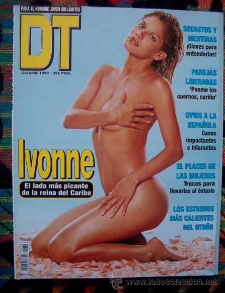 Revista Dt Nº 50 Ivonne Reyes Shannon Elizabeth Laura Ramos Patrick Rafter Suede Ketamaovnis