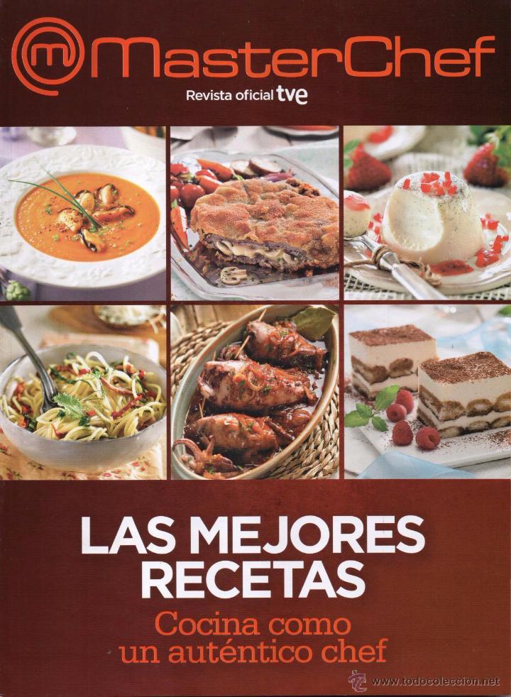 Recetas De Cocina Masterchef   Masterchef Las Mejores Recetas Cocina Como U Comprar Otras
