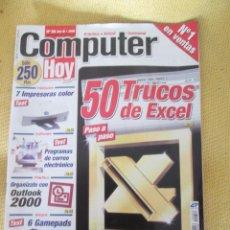 Coleccionismo de Revistas y Periódicos: REVISTA COMPUTER HOY Nº 58 AÑO 2000. Lote 48689084