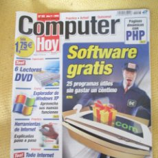 Coleccionismo de Revistas y Periódicos: REVISTA COMPUTER HOY Nº 93 AÑO 2002. Lote 48689548