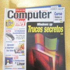 Coleccionismo de Revistas y Periódicos: REVISTA COMPUTER HOY Nº 89 AÑO 2002. Lote 48689675