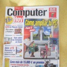 Coleccionismo de Revistas y Periódicos: REVISTA COMPUTER HOY Nº 104 AÑO 2002. Lote 48689756