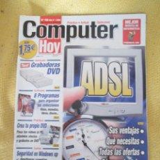 Coleccionismo de Revistas y Periódicos: REVISTA COMPUTER HOY Nº 102 AÑO 2002. Lote 48689788