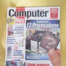 Coleccionismo de Revistas y Periódicos: REVISTA COMPUTER HOY Nº 100 AÑO 2002. Lote 48689810