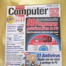 Coleccionismo de Revistas y Periódicos: REVISTA COMPUTER HOY Nº 139 AÑO 2004. Lote 48689847