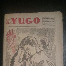Coleccionismo de Revistas y Periódicos: YUGO SUPLEMENTO DEDICADO ALZAMIENTO NACIONAL. Lote 48726442