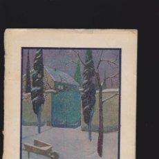 Coleccionismo de Revistas y Periódicos: BLANCO Y NEGRO INVIERNO -ED. ENERO 1927. Lote 48741394