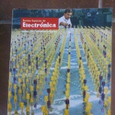 Coleccionismo de Revistas y Periódicos: REVISTA ESPAÑOLA DE ELECTRONICA. PUBLICIDAD DE EPOCA. VALVULAS, RADIOS, ETC. . Lote 48750380