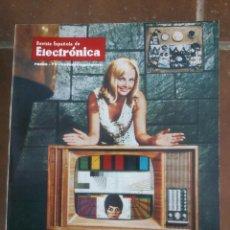 Coleccionismo de Revistas y Periódicos: REVISTA ESPAÑOLA DE ELECTRONICA. PUBLICIDAD DE EPOCA. VALVULAS, RADIOS, ETC. . Lote 48750393