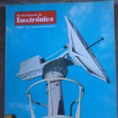 Coleccionismo de Revistas y Periódicos: REVISTA ESPAÑOLA DE ELECTRONICA. PUBLICIDAD DE EPOCA. VALVULAS, RADIOS, ETC. . Lote 48750514