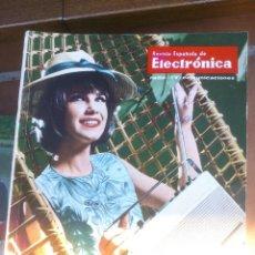 Coleccionismo de Revistas y Periódicos: REVISTA ESPAÑOLA DE ELECTRONICA. PUBLICIDAD DE EPOCA. VALVULAS, RADIOS, ETC. . Lote 48750524