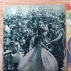 Coleccionismo de Revistas y Periódicos: FERIA DE SEVILLA EN 1932 EN RECORTE (R2575) 1 PÁGINA REVISTA BLANCO Y NEGRO 24 ABRIL 1932. Lote 48754826