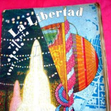 Coleccionismo de Revistas y Periódicos: VITORIA - LA LIBERTAD - 1933 - NÚMERO ESPECIAL. Lote 48754892