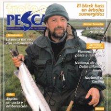 Coleccionismo de Revistas y Periódicos: REVISTA , TROFEO PESCA , JUNIO 1999 .. Lote 48796822