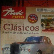 Coleccionismo de Revistas y Periódicos: REVISTA AUTO FOTO N.166. Lote 48829529