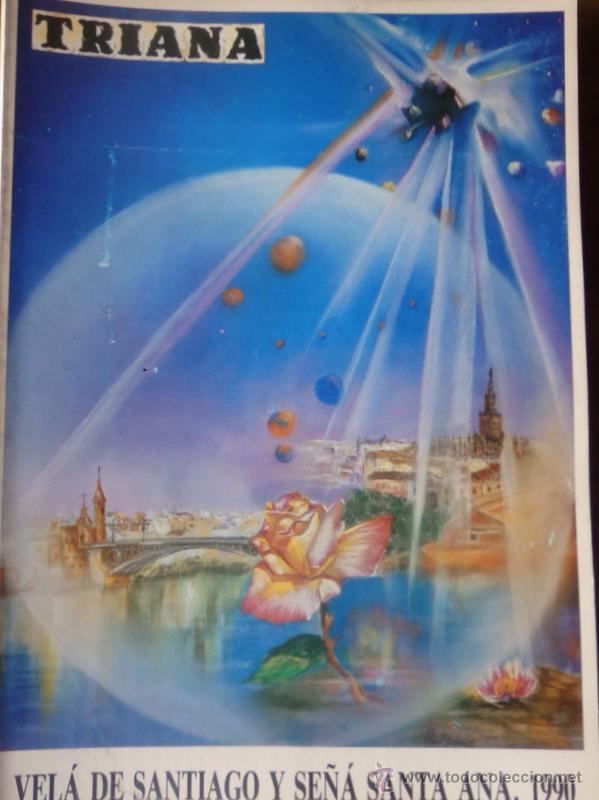 REVISTA TRIANA, NUM. 34, JULIO 1990 (Coleccionismo - Revistas y Periódicos Modernos (a partir de 1.940) - Otros)