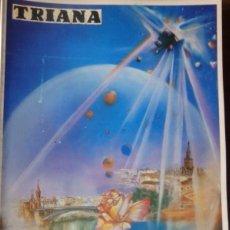 Coleccionismo de Revistas y Periódicos: REVISTA TRIANA, NUM. 34, JULIO 1990. Lote 48849092
