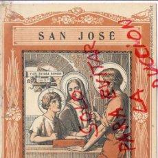 Coleccionismo de Revistas y Periódicos: SAN JOSE 1940 EL SANTO DE CADA DIA LIBRETO 8 HOJAS APROX. 15 X 20 CM. EDIT.VIVES. Lote 48903011