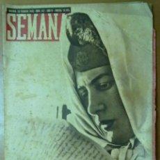 Coleccionismo de Revistas y Periódicos: REVISTA SEMANA AÑO IV Nº 157 FEBRERO 1943 SEGUNDA GUERRA MUNDIAL . Lote 48913999