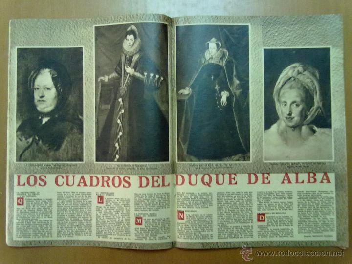 Coleccionismo de Revistas y Periódicos: REVISTA SEMANA AÑO IV Nº 160 MARZO 1943 SEGUNDA GUERRA MUNDIAL HISTORIA STALIN - Foto 3 - 48914025