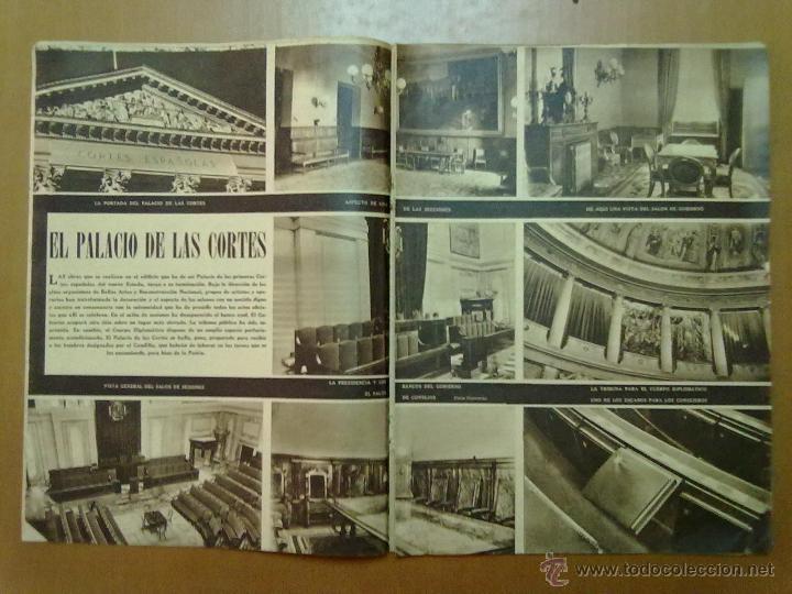 Coleccionismo de Revistas y Periódicos: REVISTA SEMANA AÑO IV Nº 159 MARZO 1943 SEGUNDA GUERRA MUNDIAL BUQUES FRANCESES HUNDIDOS EN TOLON - Foto 4 - 48918031