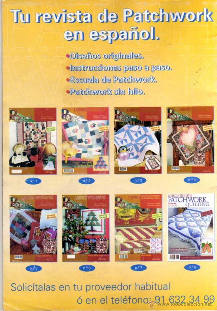 Coleccionismo de Revistas y Periódicos: OCIO Y LABOR - PUNTO DE CRUZ Y GANCHILLO - AÑO II Nº 19 - Foto 2 - 48938209