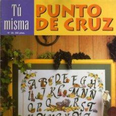 Coleccionismo de Revistas y Periódicos: TÚ MISMA - PUNTO DE CRUZ Nº 38. Lote 48938220