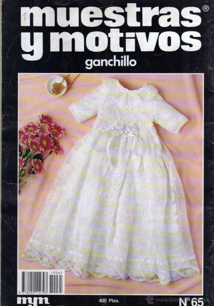 Coleccionismo de Revistas y Periódicos: MUESTRAS Y MOTIVOS Nº 65 - GANCHILLO - Foto 2 - 74506291