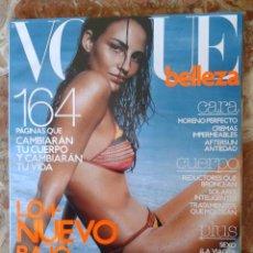 Coleccionismo de Revistas y Periódicos: VOGUE BELLEZA -NÚMERO 13 - AÑO 2000. Lote 48944252