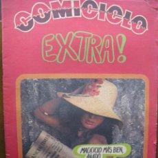 Coleccionismo de Revistas y Periódicos: COMICICLO. EXTRA!. EDICIONES SEDMAY.1974. 24 PÁGS. 28 X 40 CM.. Lote 48973282