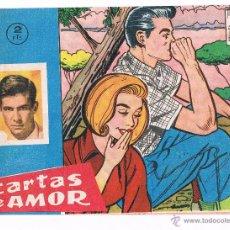 Coleccionismo de Revistas y Periódicos: REVISTA JUVENIL PARA CHICAS JÓVENES CARTAS DE AMOR DBD ANTIGUA. Lote 48976540