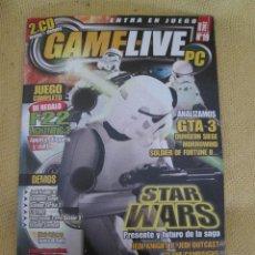 Coleccionismo de Revistas y Periódicos: REVISTA GAMELIVE PC N º 19, AÑO 2002. Lote 48991105