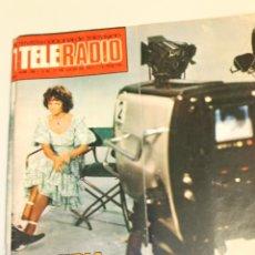 Coleccionismo de Revistas y Periódicos: REVISTA TELERADIO Nº 706 1971 CLAUDIA CARDINALE QUISIERA TRABAJAR CON STEVE MACQUEEN . Lote 49002870