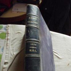 Coleccionismo de Revistas y Periódicos: REVISTAS MUNDO GRAFICO 1920 ENCUADERNADAS . Lote 49014742