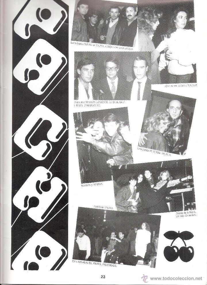 Coleccionismo de Revistas y Periódicos: AKÍ, Zaragoza, Magazine. Febrero 1987. Nº 1. 315 x 215 cmtrs. 27 páginas - Foto 3 - 44894255