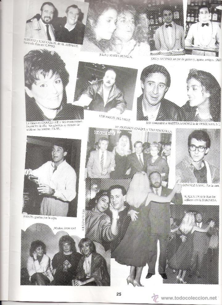Coleccionismo de Revistas y Periódicos: AKÍ, Zaragoza, Magazine. Febrero 1987. Nº 1. 315 x 215 cmtrs. 27 páginas - Foto 4 - 44894255