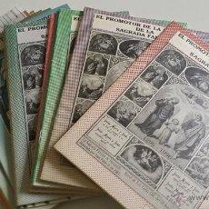 Coleccionismo de Revistas y Periódicos: LOTE DE 14 REVISTAS EL PROMOTOR DE LA DEVOCIÓN DE LA SAGRADA FAMILIA - AÑOS 90. Lote 49119633