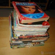 Coleccionismo de Revistas y Periódicos: GRAN LOTE DE ANTIGUAS FOTONOVELAS - (46 REVISTAS). Lote 49142043