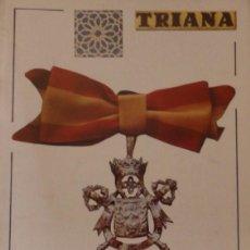 Coleccionismo de Revistas y Periódicos: REVISTA TRIANA, NUM. 16, DICIEMBRE 1985. Lote 49190218