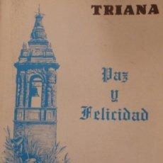 Coleccionismo de Revistas y Periódicos: REVISTA TRIANA, NUM. 28, DICIEMBRE 1988. Lote 49190356